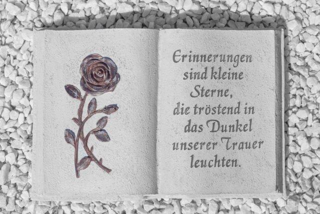 Trauerspruche Fur Beileidskarten Beerdigungen Hinterbliebene